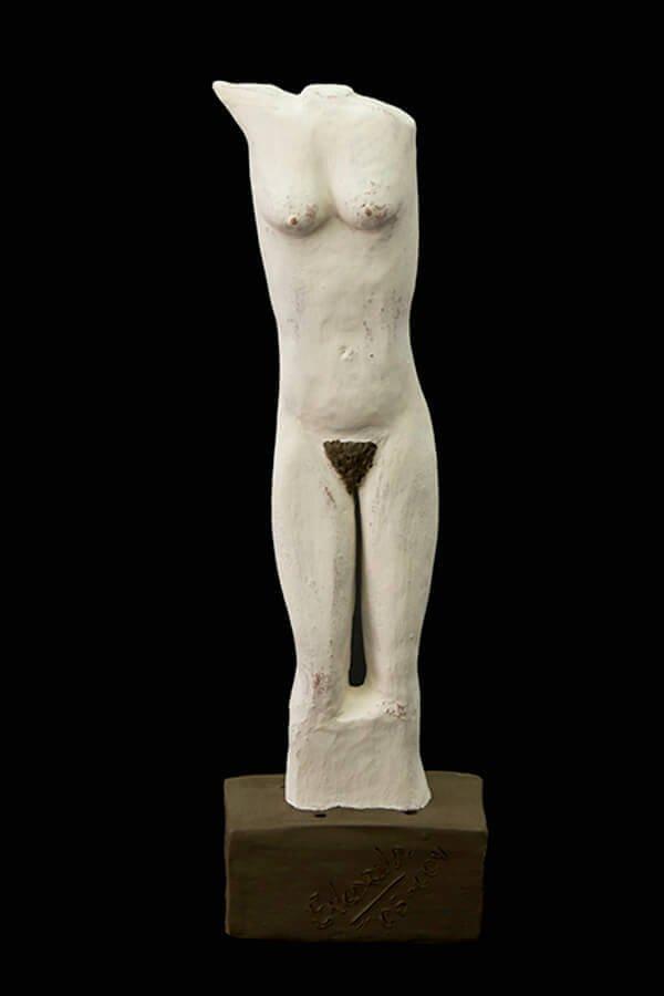 Serie desnudos de mujer