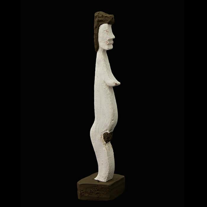Fen Mugüerza - escultora ceramista - Taller de arte en Ourense - cuerpo3