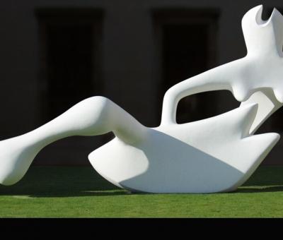 Henry Moore, la figura y la abstracción