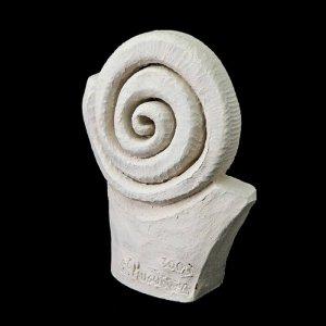 Fen Mugüerza - escultora ceramista - Taller de arte en Ourense - Espiral