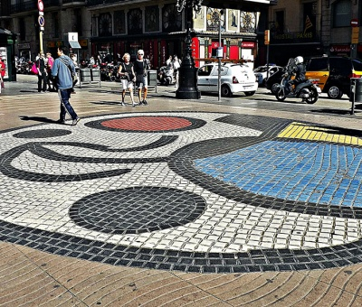 La alfarería y el mosaico contemporáneo