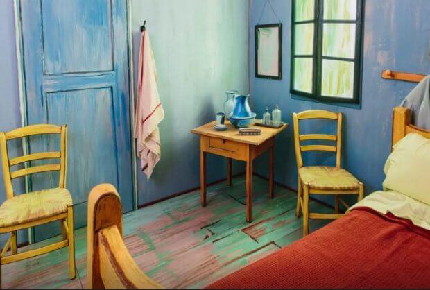 Dormitorio en Arlés