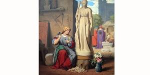 primera escultora