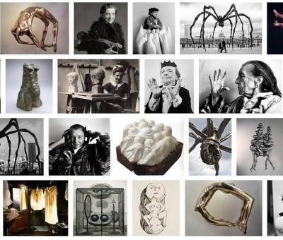 La mujer araña: LOUISE BOURGEOIS
