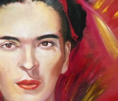 Frida Kahlo: una vida de arte y sufrimiento