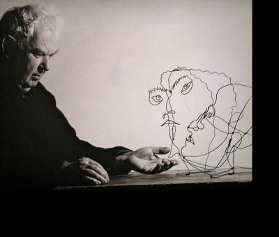 Alexander Calder, el juego en la obra de arte