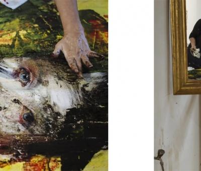 Lita Cabellut, la desconocida pintora española más cotizada del planeta